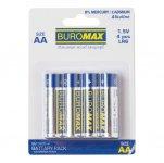 Елемент живлення (батарейка) LR6 (AA) 4шт/упак (BM.5900-4)