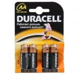 Елемент живлення (батарейка) DURACELL LR6 (AA)  (s.07458)