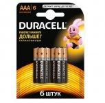 Елемент живлення (батарейка) DURACELL LR3 (ААА)  (s.07472)