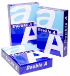 Бумага  А4,  DOUBLE - A (Тайланд), 80 г/м2, 500 листов, класс