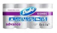 Бумага туалетная ДИВО БИЗНЕС Advance  (Обухов) белая (30414)