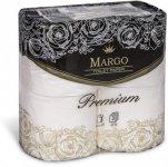 Бумага туалетная MARGO Premium,  белая (30420)