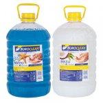 Жидкое косметическое мыло  BuroClean EuroStandart,  5 литров. 1060010