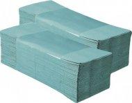 Полотенца бумажные листовые  BUROCLEAN,  зелёные (10100102)