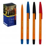 Ручка шариковая ORANGE 0.7мм, BM.8119