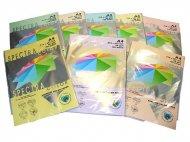 Бумага цветная А3  SPEСTRA COLOR Light (пастель)  75г/м2, 500 листов/пачка
