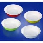 Миска суповая  Ǿ 13.5 см., h=6.7см., 480мл., вспененный полистирол, цветная,  480шт./упаковка.   25015
