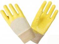 Перчатки  DOLONI  х/б с нитрилом (пара),  45521