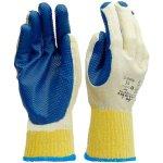 Перчатки  DOLONI трикотаж с латексом (пара),   45523