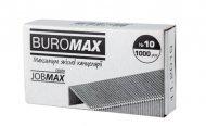 Скоби №10, JOBMAX, 1000 шт. (BM.4401)