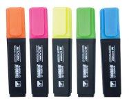 Текст-маркер, Асорті, JOBMAX, 2-4 мм, водна основа (BM.8902-хх)