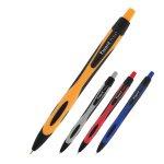 Ручка масляная автоматическая Polo 0.7мм Axent (AB1066-02-А) синяя