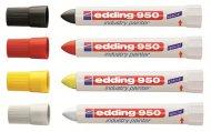 Маркер Edding Industry Painter 950, 10 мм, ассорти (е-950/ хх)