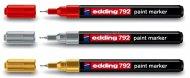 Маркер Paint Edding e-792, 0,8 мм, тонкий, ассорти (е-792/ хх)