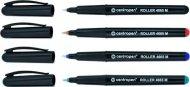 Ручка-роллер Еrgoline, 0.6 мм, Centropen 4665 M, ассорти (4665/ хх)
