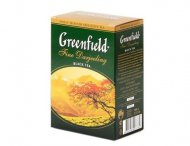Чай черный Greenfield FINE DARJEELING, black tea, list, 100 гр