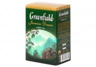 Чай зеленый Greenfield JASMINE DREAM, green tea, list, 100 гр