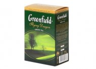 Чай зеленый Greenfield FLYING DRAGON, green tea, list, 100 гр