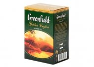Чай черный Greenfield GOLDEN CEYLON, black tea, list, 100 и 200 гр