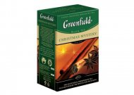 Чай черный Greenfield CHRISTMAS MYSTERY, black tea, list, 100 гр