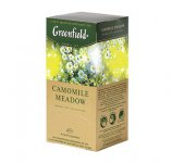 Чай травяной Greenfield CAMOMILE MEADOW, Herbal tea,  25 пак.