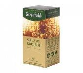 Чай травяной Greenfield CREAMY ROIBOOS , Herbal tea,  25 пак.