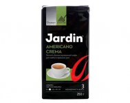 Кофе Jardin AMERICANO CREMA, 250 гр., молотый