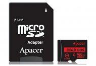 Карта памяти Apacer microSDHC 32GB UHS-I U1+adapter (R85MB/s)