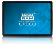 SSD накопитель Goodram CX300 480GB SATAIII TLC (SSDPR-CX300-480)