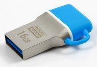 Flash Drive Goodram ODD3 16 GB, Type-C, USB 3.0, BLUE (ODD3-0160B0R11 )