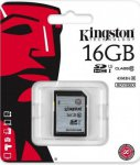 Карта памяти Kingston SDHC 16 GB G2 (CLASS 10) UHS-I