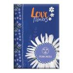 Ежедневник Brunnen недатированный Агенда Графо PM Love flowers (73-796 68 06)