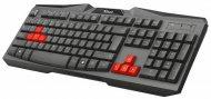 Клавиатура TRUST Ziva gaming keyboard UKR  (22114 )