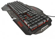 Клавиатура Trust GXT 850 Metal Gaming Keyboard  (20999 )