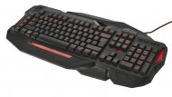 Клавиатура Trust GXT 285 Advanced Gaming Keyboard RU (21201 )