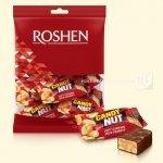 Цукерки Candy Nut м'яка карамель з арахісом Рошен 160г  (0146065 )