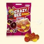 Желейні цукерки Crazy Bee Gummi Piggy-Wiggy 100г  (0146814 )