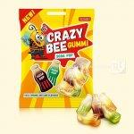 Желейні цукерки Crazy Bee Gummi Soda Pop 100г  (0146951 )
