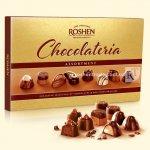 Цукерки Roshen Chocolateria 194г  (0147312 )