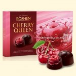 Цукерки Cherry Queen Roshen 145г  (0147351 )