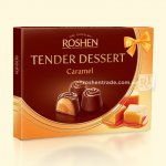 Цукерки Roshen Tender Dessert Caramel 121г  (0146500 )