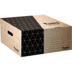 Короб для боксов архивных из гофрокартона. Размер 365*265*560мм. Цвет: крафт. Упаковка: пакет.  1734-00-A