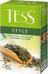 Чай зеленый STYLE, 90г,