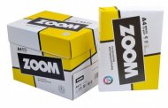 Бумага  А4,  ZOOM (Финляндия),  80г/м2, 500 листов,  класс