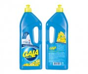 Засіб для посуду GALA, 1л, Лимон (s.80023)