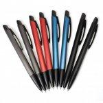 Ручка шариковая, металлическая MONACO, цвет корпуса - ассорти (BP3059A-хх)