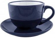 Набор чайный керамический VENA Economix promo 250мл, синий (E98311-02)
