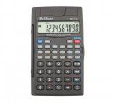 Калькулятор інженерний Brilliant BS-110, 8 + 2 розрядів, 56 функцій (BS-110)