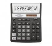 Калькулятор Brilliant BS-777ВК, 12 разрядов, черный (BS-777BK)