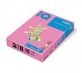 Бумага IQ, цветная неон А4, 500 листов, розовый (A4.80.IQN.NEOPI.500)
